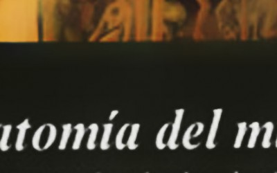Anatomía del miedo de José Antonio Marina