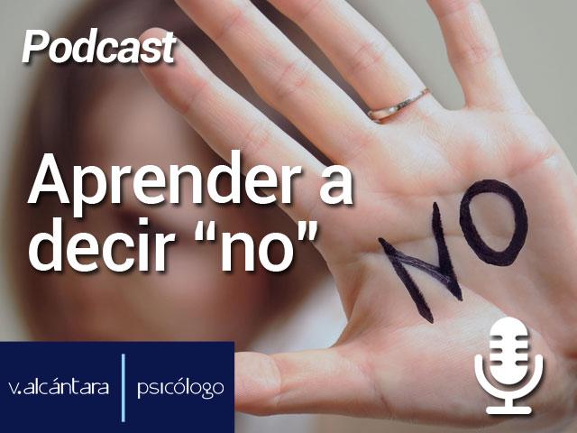 """Aprender a decir """"no"""""""