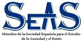 Miembro de la Sociedad Española para el Estudio de la Ansiedad y el Estrés