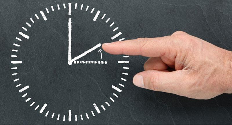 Alteraciones que nos genera el cambio horario